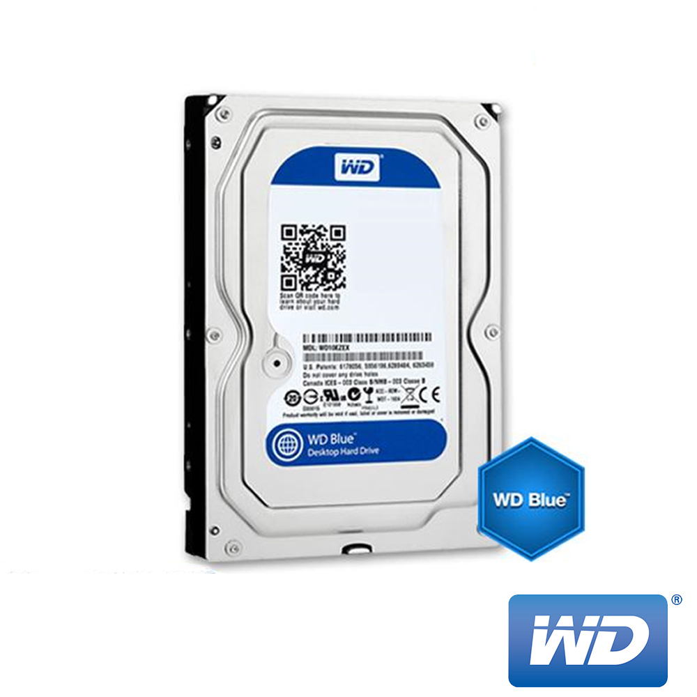 WD威騰 WD10EZEX 藍標 1TB 3.5吋SATA硬碟/3y product image 1
