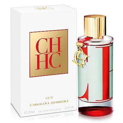 CAROLINA HERRERA 徜洋女性淡香水100ml 送品牌小香
