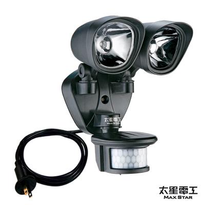Max Star-LED感應燈/插電式雙燈