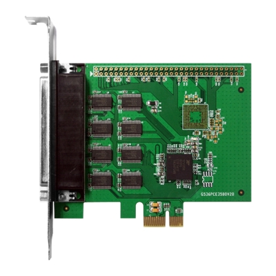 伽利略 PCI-E RS232 8 PORT 擴充卡