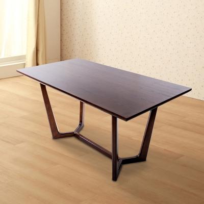 Jiachu 佳櫥世界-Mimi米米實木餐桌/二色-寬150x深80x高76cm