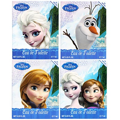 Disney Frozen 冰雪奇緣 小香 7ml-共四款(隨機出貨)