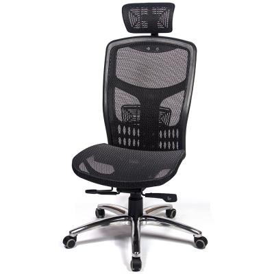 aaronation 愛倫國度 - 戰神頂規高CP值高背頭枕金屬底電腦椅