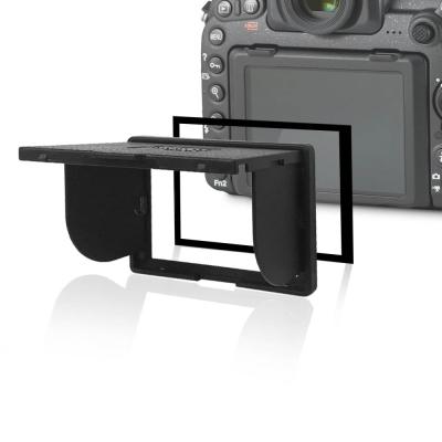 LARMOR V金屬邊框防爆鋼化玻璃相機保護貼-FUJIFILM X-T2/X-A3