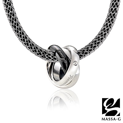 MASSA-G【維也納華爾滋】搭配X1 4mm合金鍺鈦項鍊