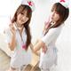【蘿莉朵】甜心俏護士‧白衣小天使 (4件組)