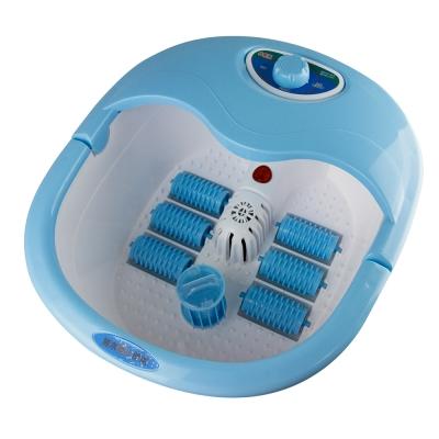勳風加熱式六滾輪氣泡按摩足浴機 HF-G308H