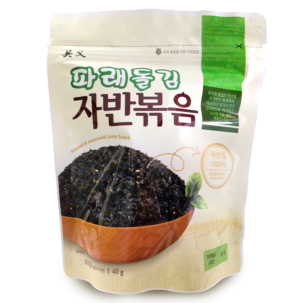 英義 海苔酥-原味(40g)