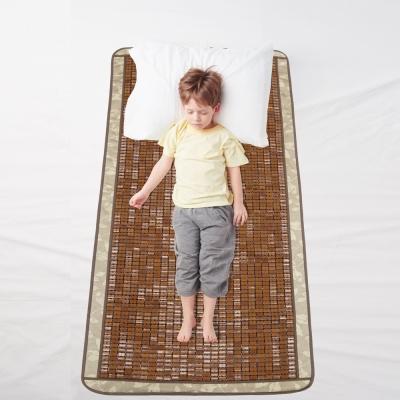 范登伯格 - 夏樂 涼感碳化麻將竹蓆 - 單人蓆 (90x186cm)