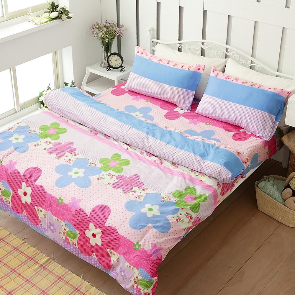 Alisa 愛麗莎【舞孃】雙人加大四件式涼被床包組