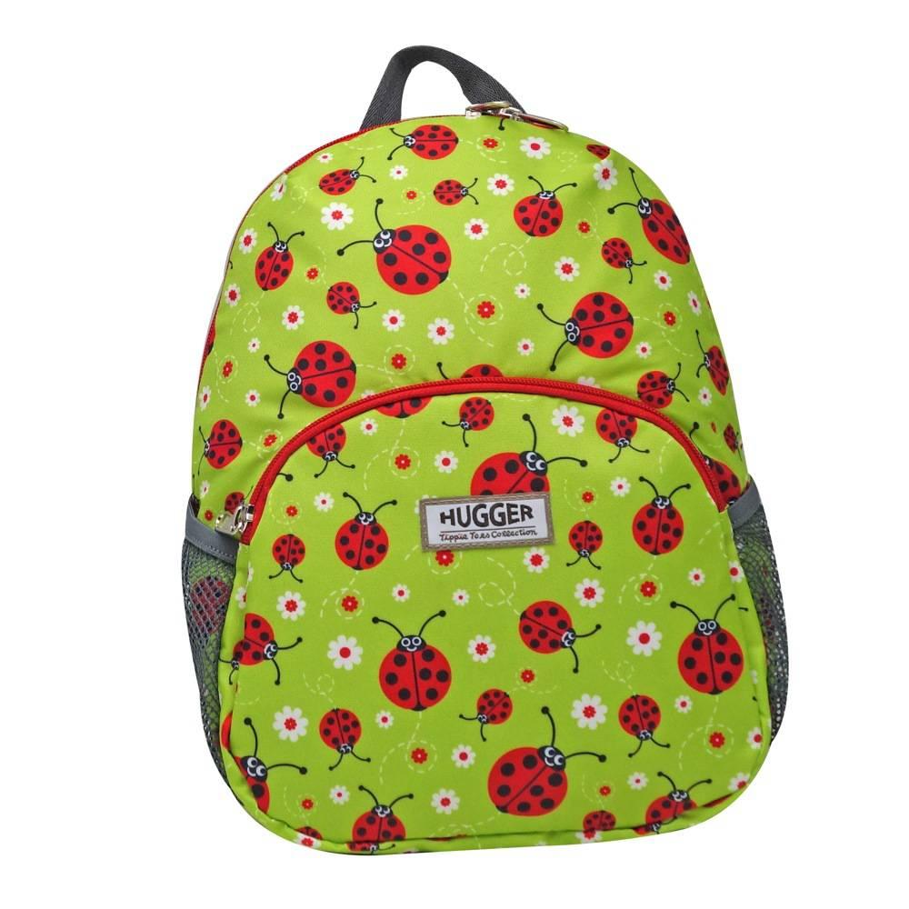 英國Hugger時尚孩童背包-小瓢蟲