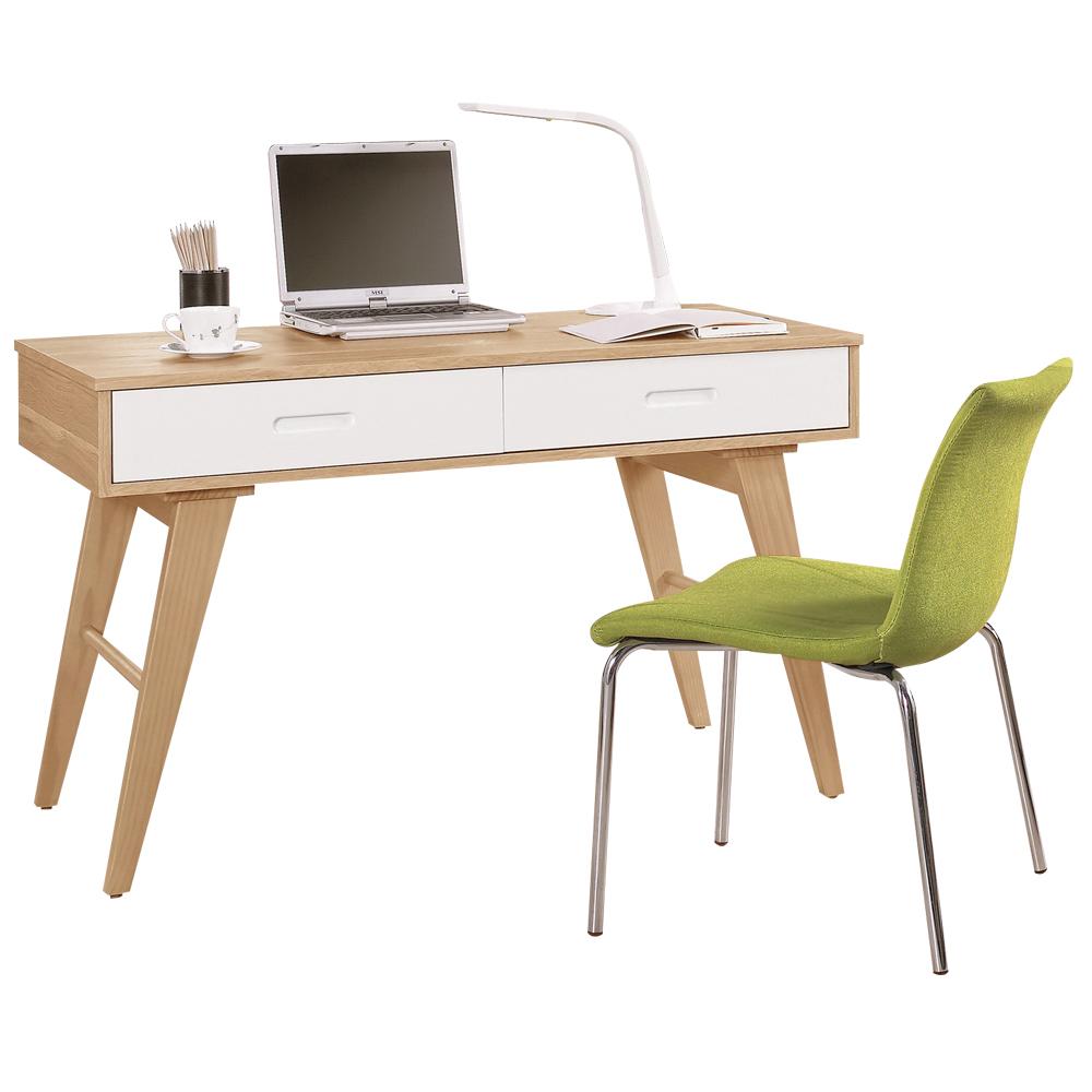 時尚屋 羅德尼4尺桌椅組