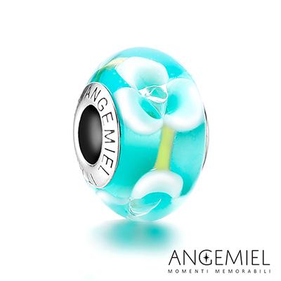 Angemiel安婕米 925純銀 琉璃串珠 威尼斯