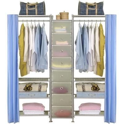 巴塞隆納─W4型60+D+W4型60衣櫥置物櫃