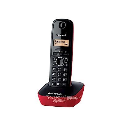 Panasonic 國際牌數位高頻無線電話 KX-TG1611 (發財紅)