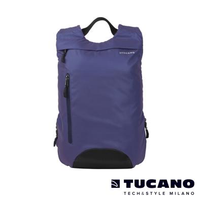 TUCANO-LUNA-運動型防潑水反光後背包-藍