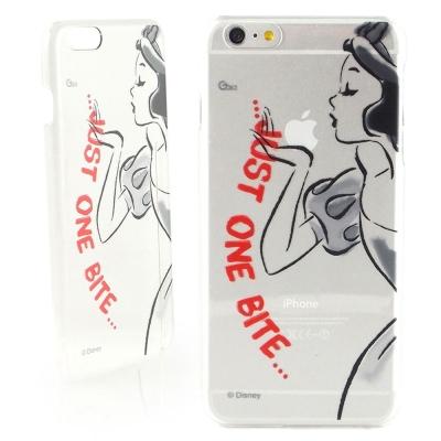 Disney iphone 6 plus / 6s plus 彩繪公主系列透明保...