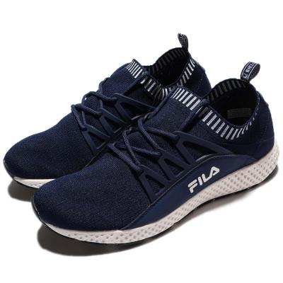 Fila 慢跑鞋 J307R 運動 休閒 襪套 男鞋