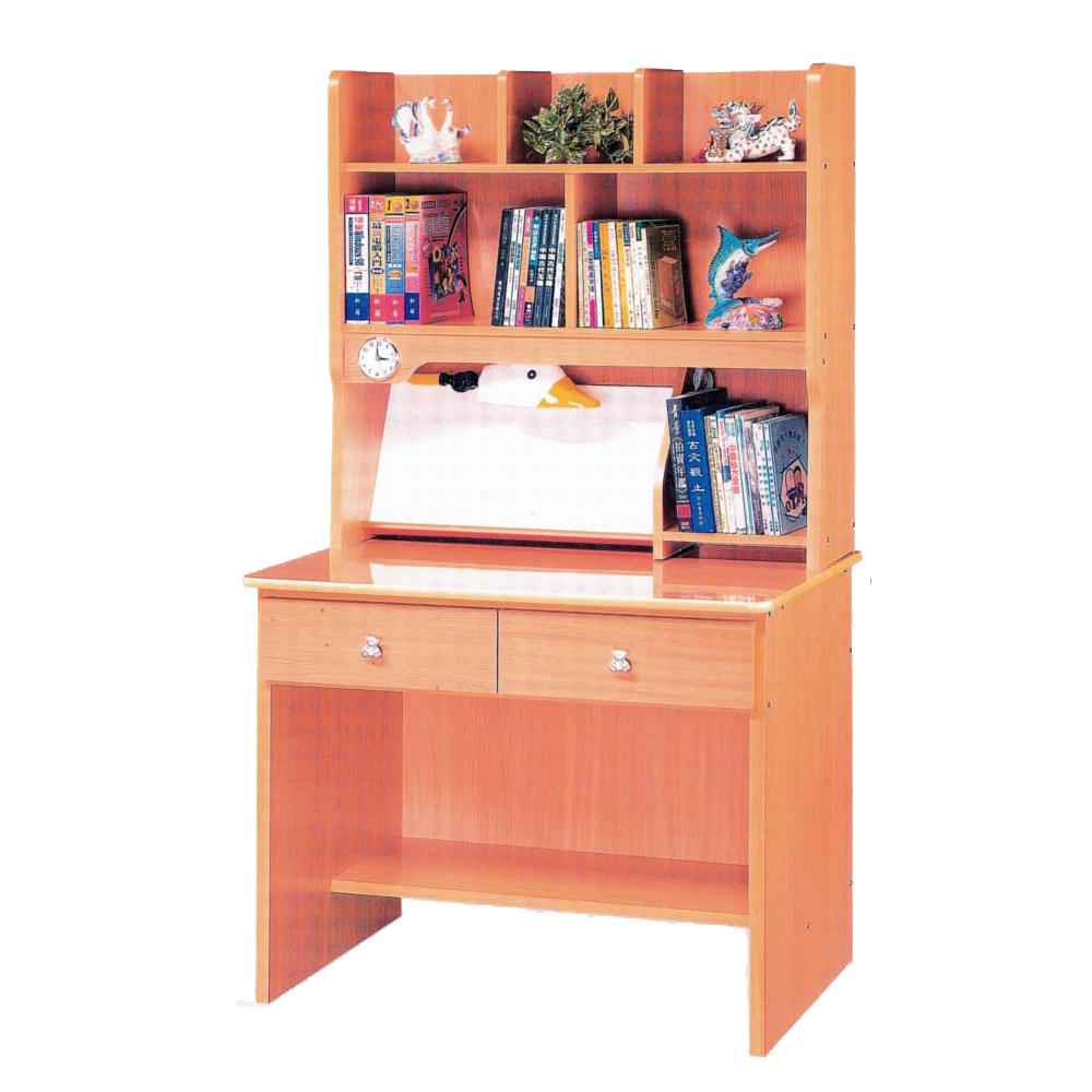 SMART-PEN巧筆 小雪熊山毛櫸3尺書桌