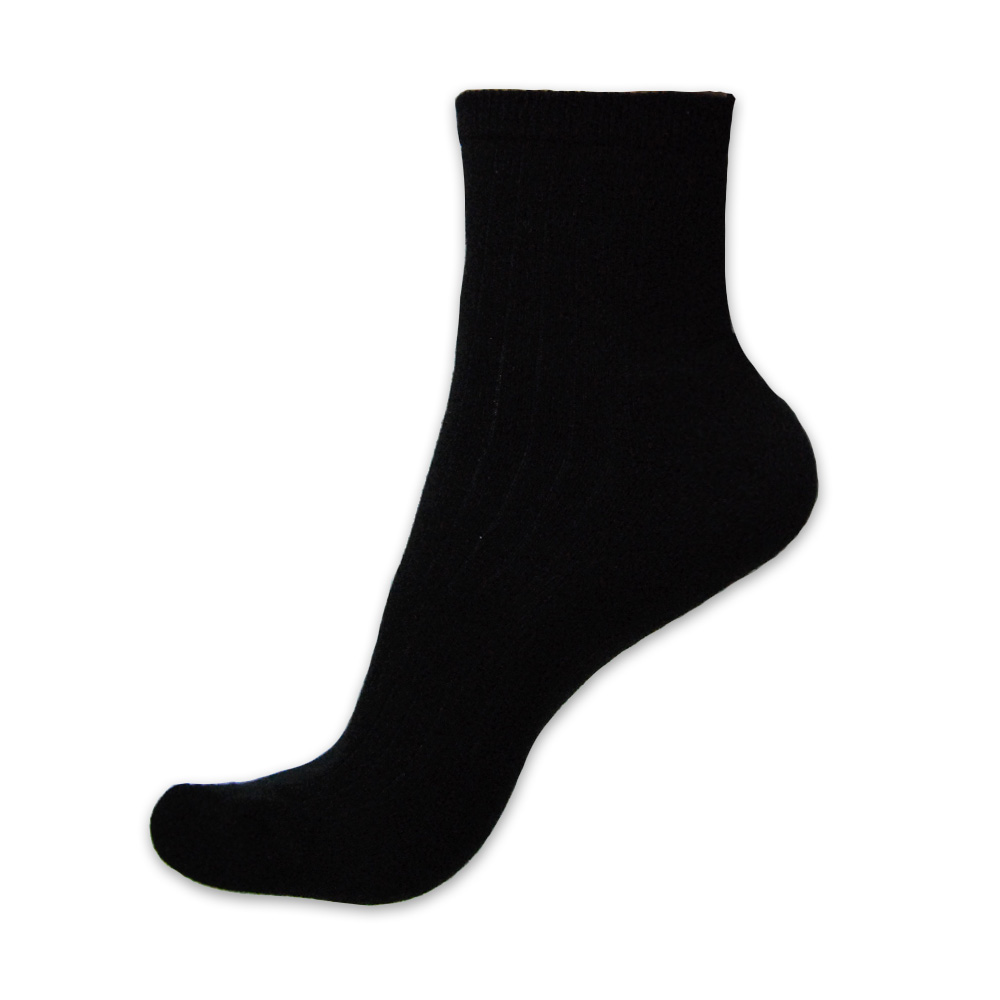 TiNyHouSe 舒適襪 厚底運動襪 休閒運動襪2雙入(二色可選)