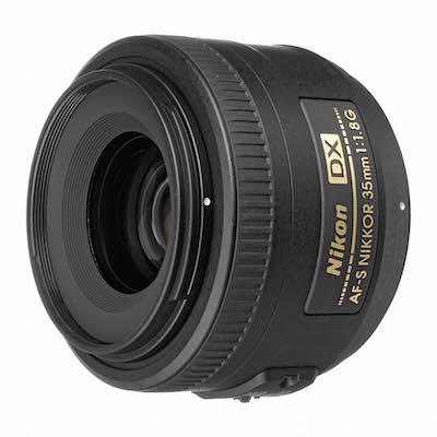 Nikon AF-S DX Nikkor 35mm F1.8G(公司貨)