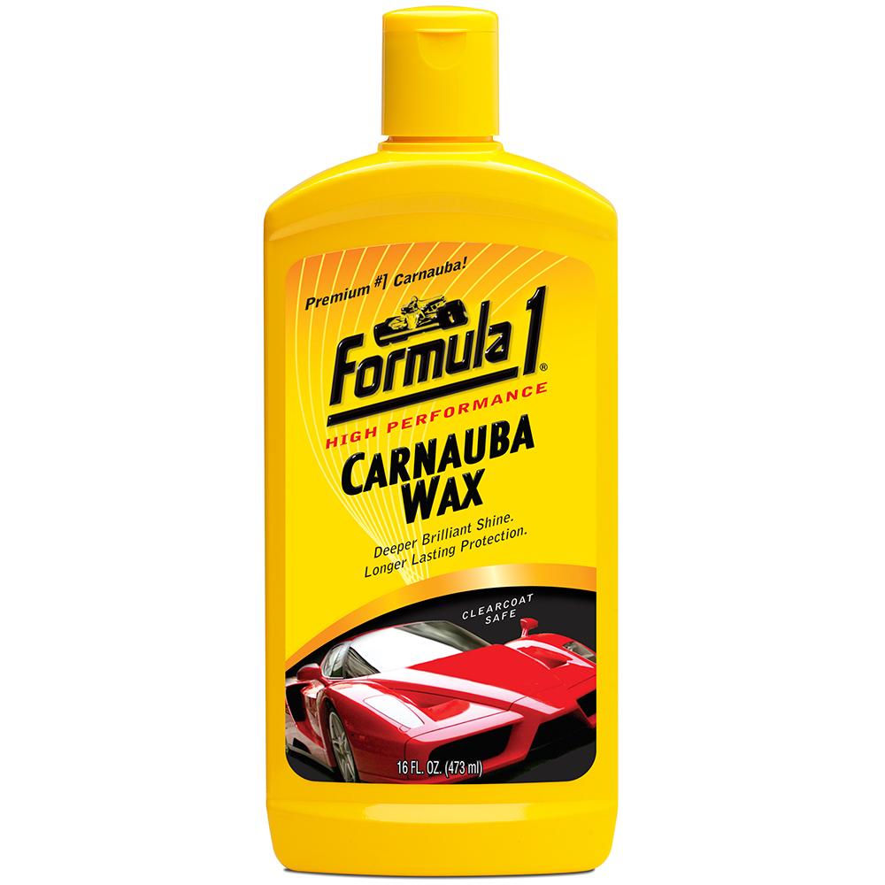 [快]Formula1鏡面光澤至尊乳蠟15029