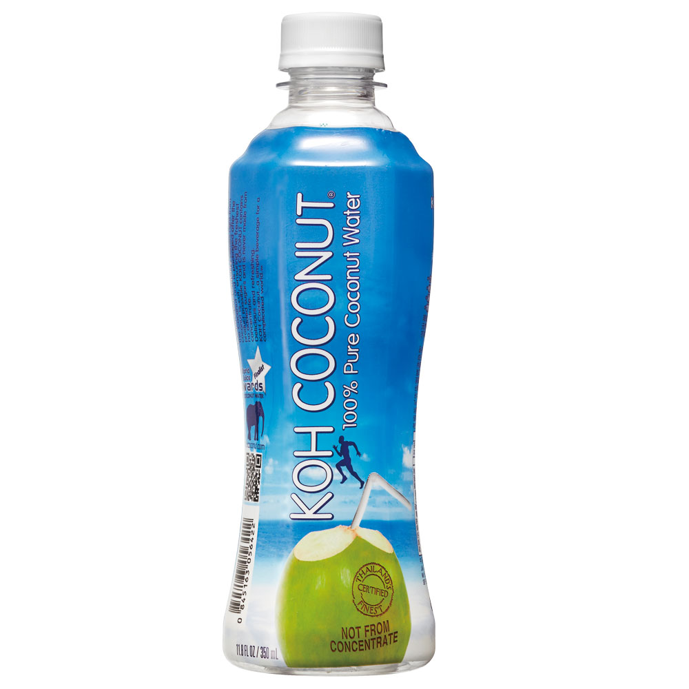 KOH 純天然100%椰子汁(350mlx4入)