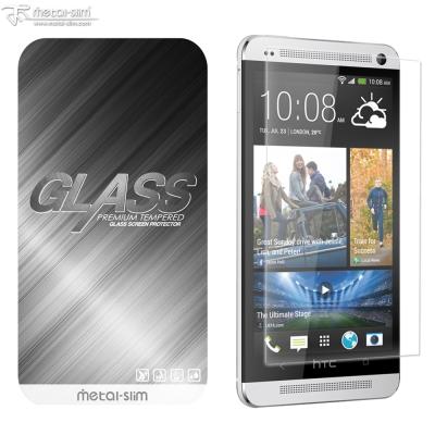 Metal-Slim HTC ONE MAX 9H弧邊耐磨防指紋鋼化玻璃保護貼