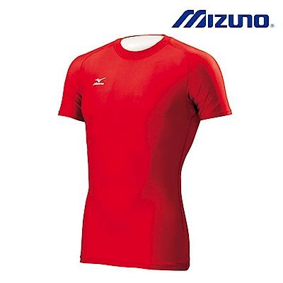 Mizuno BIOGEAR 7000T 男短袖緊身衣 A60BS-35662