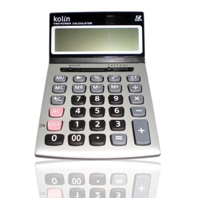 kolin歌林 12位元雙電源計算機(KEC-EH1233)