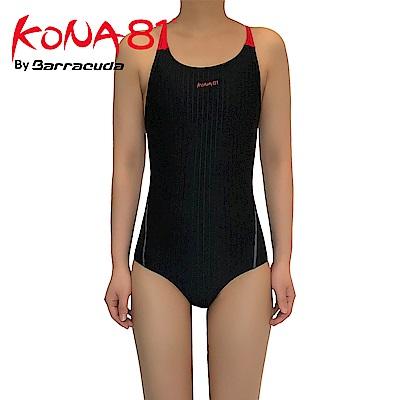 美國巴洛酷達Barracuda KONA81交叉挖背抗UV連身泳裝