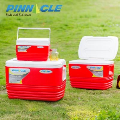 PINNACLE冰桶組-紅 (57L+33L+11L) 戶外冰桶/露營用/BBQ