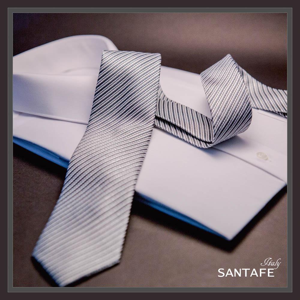 SANTAFE 韓國進口中窄版7公分流行領帶 (KT-188-1601008)