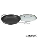 美國Cuisinart美膳雅專業不沾抗刮系列-單柄煎鍋30cm(8H)