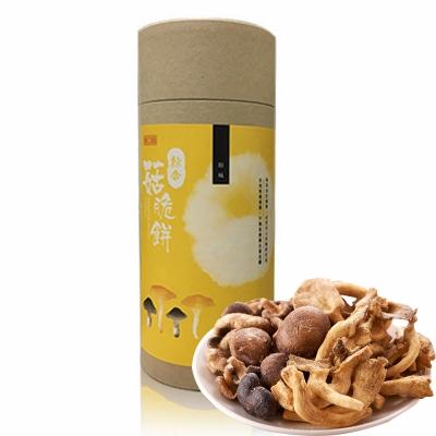 愛D菇 健康美食綜合菇脆餅-原味(90g)