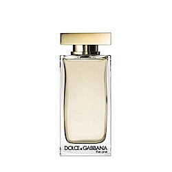 Dolce&Gabbana 唯我女性淡香水30ml
