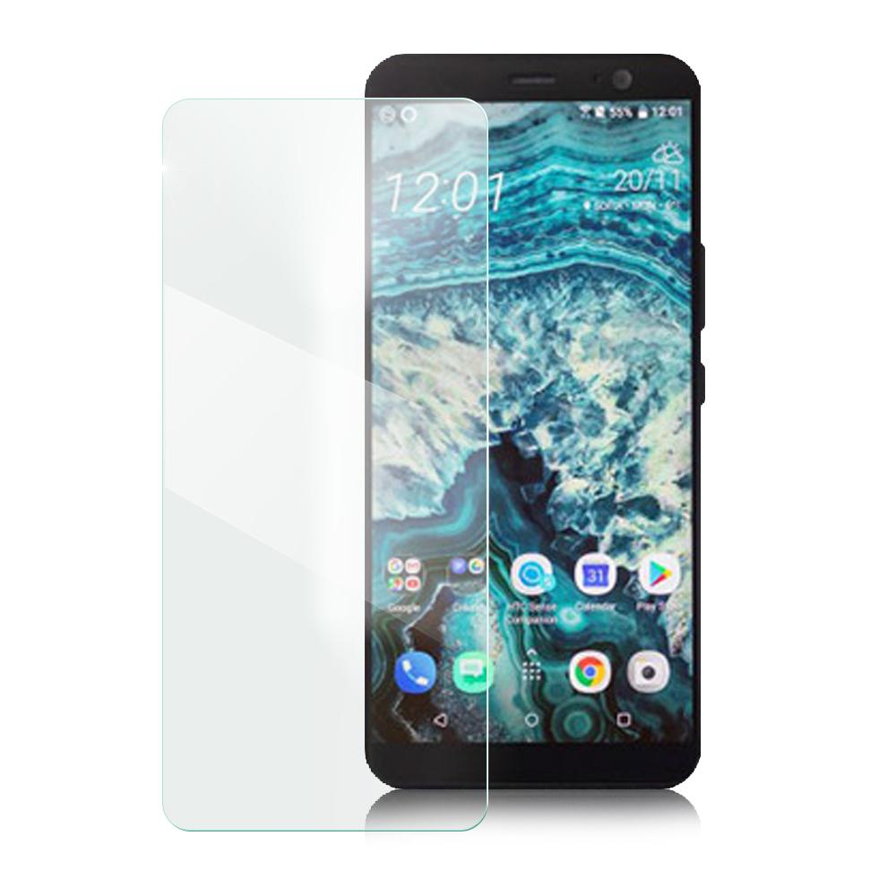 Xmart for HTC U12+/U12 Plus  薄型 9H 玻璃保護貼-非滿版