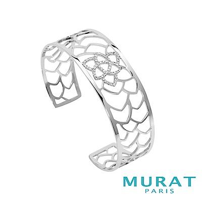 MURAT Paris米哈巴黎 優雅綻放玫瑰手環