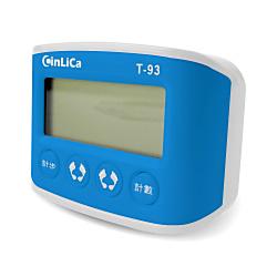 CINLICA 樂活人生-2合1多功能計步器