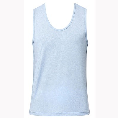 DADADO 基礎系列竹纖維M-LL寬版無袖背心內衣(白)