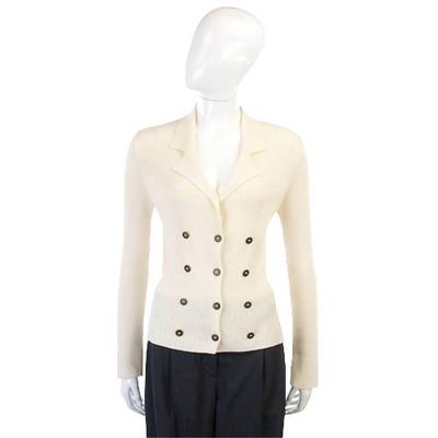 RODIKA 米色多釦造型設計外套
