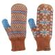 【ATUNAS 歐都納】女款無指保暖手套 A-A1405W 柑 product thumbnail 1