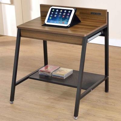 AT HOME - 小賈2.1尺胡桃兩用電腦桌 65x55x90cm