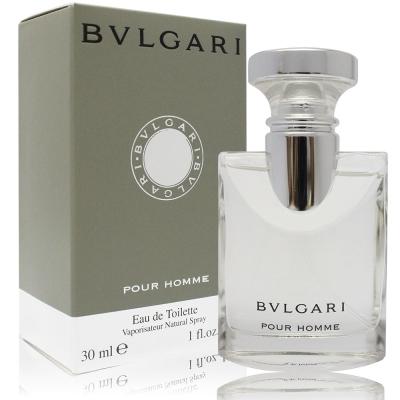 BVLGARI 寶格麗經典大吉嶺中性淡香水 30ml