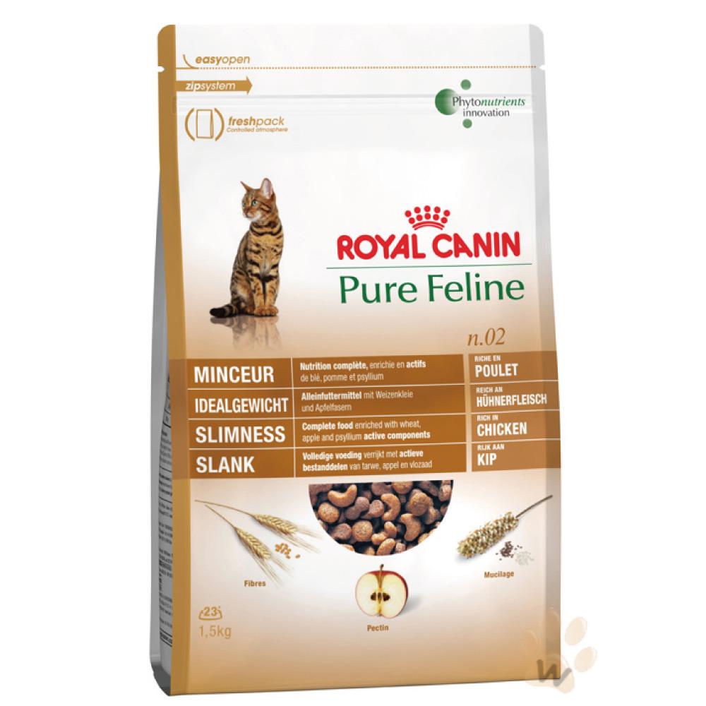 法國皇家-PF2纖維四物補貓專用飼料3kg