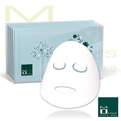 MOMUS 玻尿酸白金保濕面膜 (單盒12片)