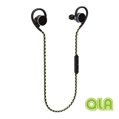 QLA BR959S 雙耳立體聲防水藍牙耳機
