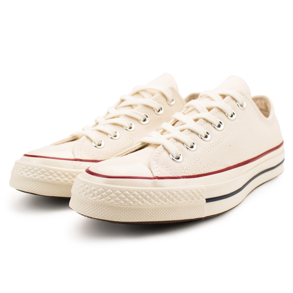 CONVERSE-女休閒鞋162062C-米白