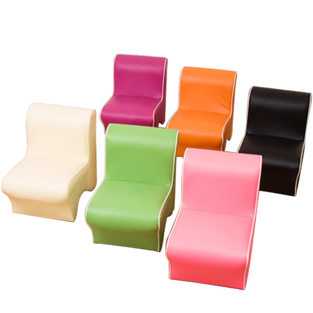 《BuyJM》糖果色L型造型椅(六色)