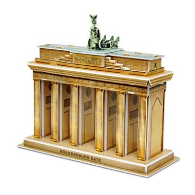 3D立體拼圖之-世界好好玩-德國布蘭登堡大門
